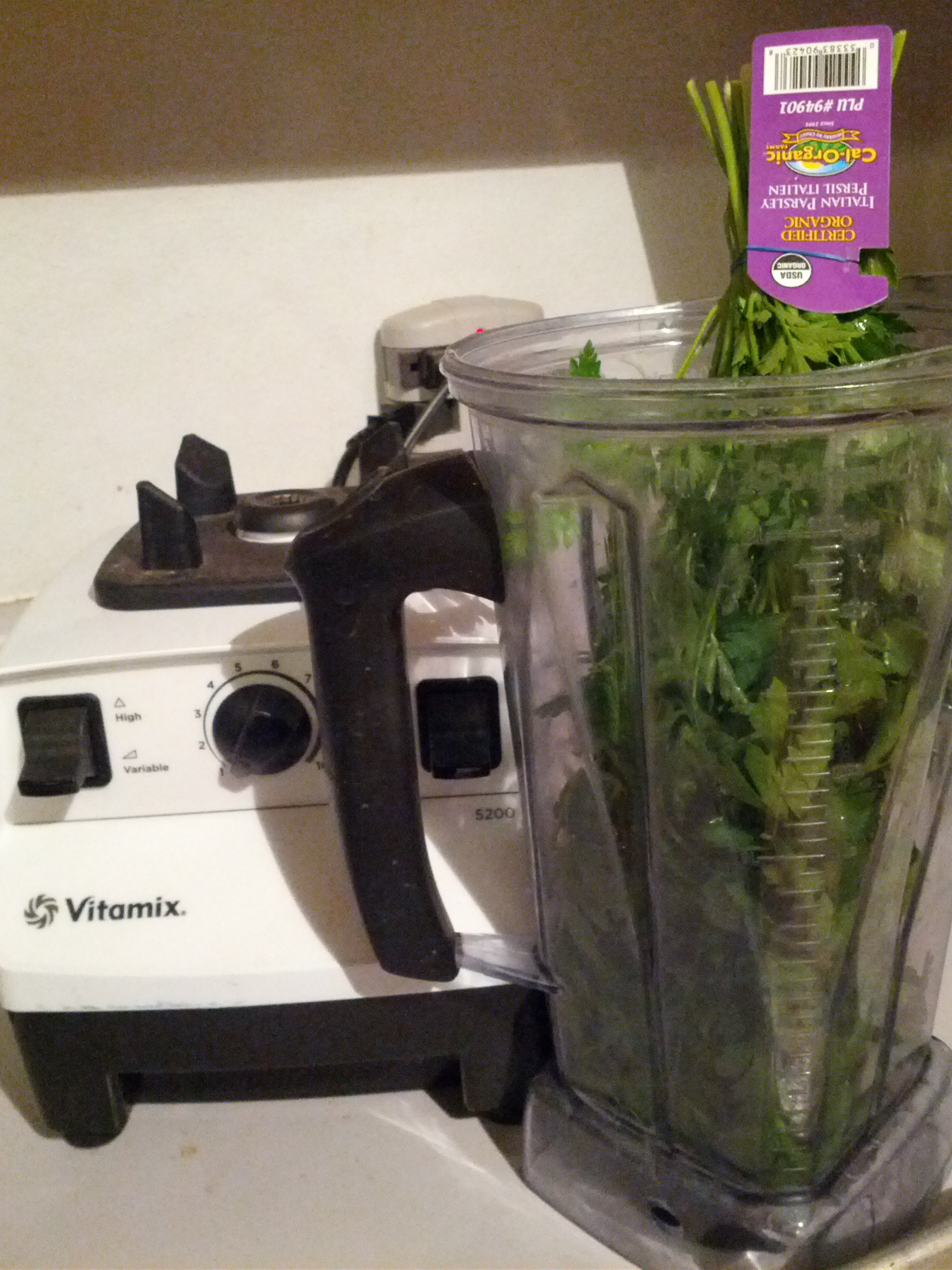 Green Smoothie 1a