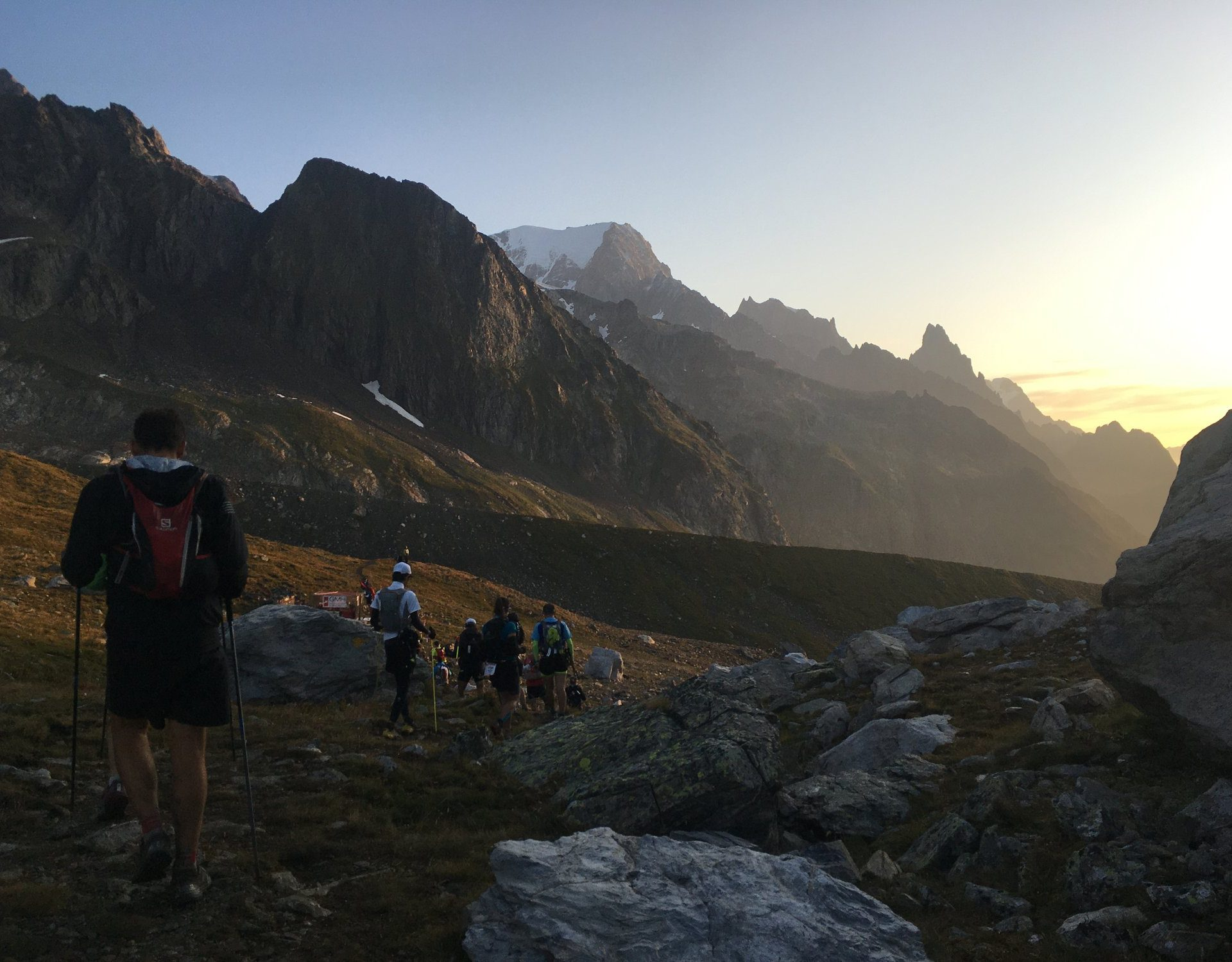 UTMB 2019: If A Lifeline Appears, Say Yes